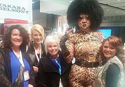 Americas Beauty Show Chicago 2015