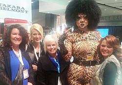 Americas Beauty Show Chicago 2015