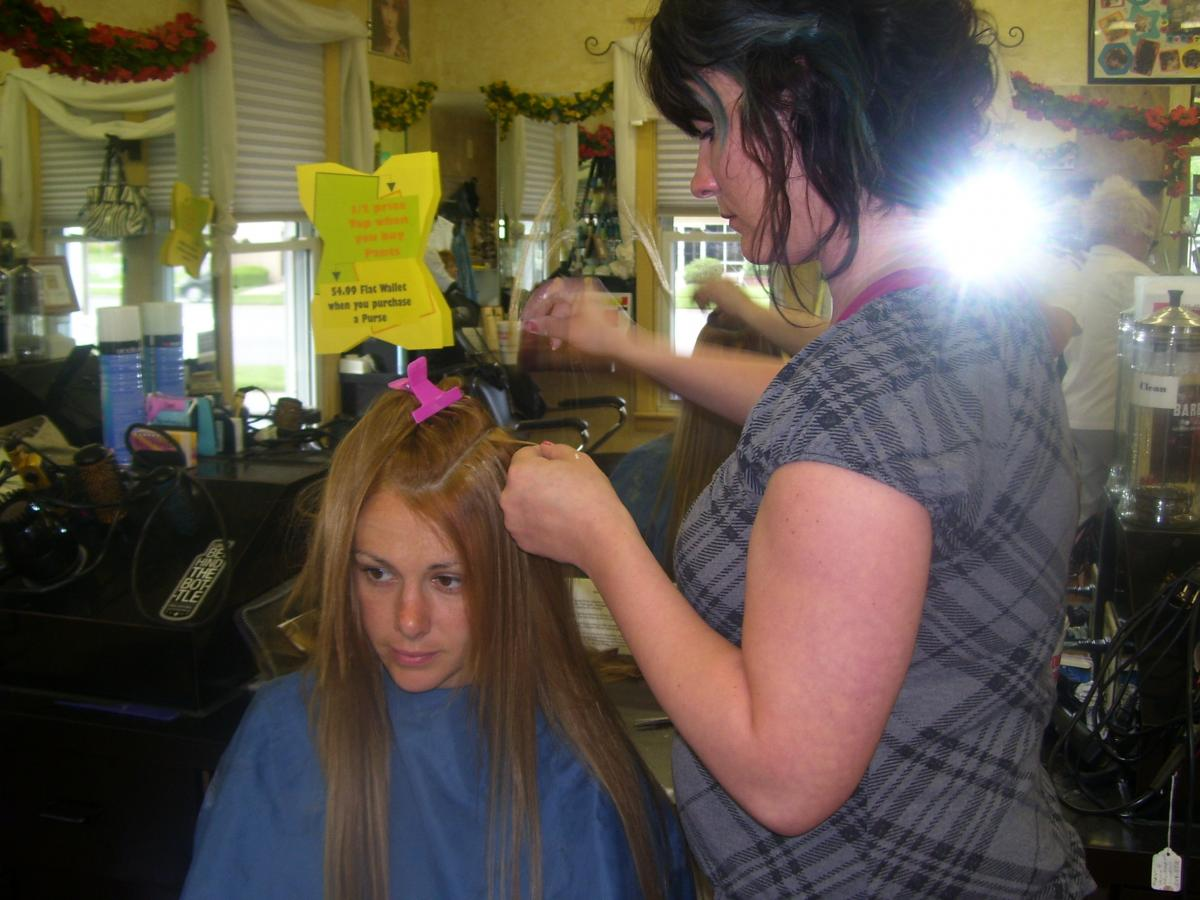 Hair Extensions The Mane Attraction Hair Studio